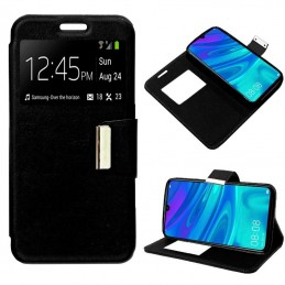 Funda Fip Cover Huawei P Smart Pus (2019) / P Smart (2019) / Honor 10 ite / 20 ite iso Negro