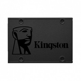 DISCO SÓLIDO KINGSTON A400 960GB - SATA III - 2.5' / 6.35CM - LECTURA 500MB/S - ESCRITURA 450 MB/S