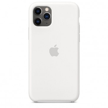 FUNDA APPLE IPHONE 11 PRO SILICONE CASE - BLANCA - MWYL2ZM/A