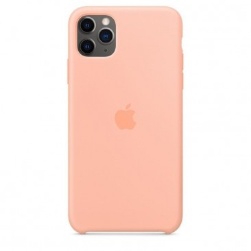 FUNDA APPLE IPHONE 11 PRO MAX SILICONE CASE - POMELO