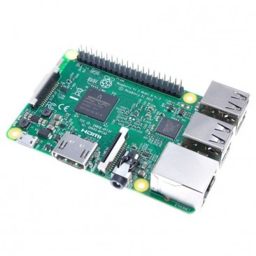 RASPBERRY PI 3 B - QC...