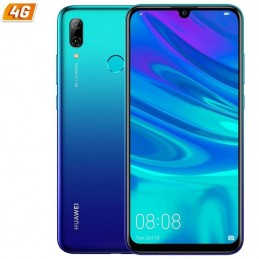 SMARTPHONE MÓVIL HUAWEI P SMART 2019 AURORA BLUE - 6.21'/15.7CM FHD+ - CAM (13+2)/8MP - OC (QC 2.2GHZ+QC 1.7GHZ) - 64GB - 3GB -