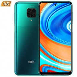 SMARTPHONE MÓVIL XIAOMI REDMI NOTE 9 PRO VERDE TROPICAL - 6.67'/16.9CM - SNAPDRAGON 720G - 6GB RAM - 64GB - CAM (64+8+5+2)/16 MP